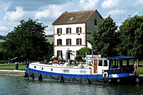 la Maison du Canal  © Gérard Etourneau