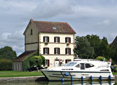 La maison du canal © billot