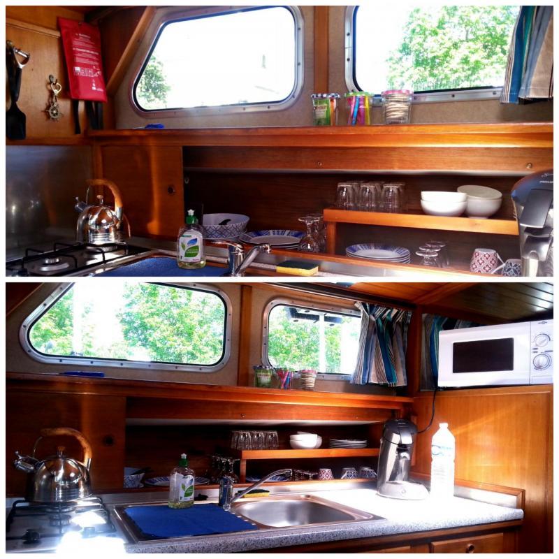 Vavondi kitchenette 1
