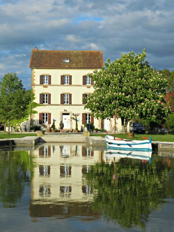 la Maison du Canal @ Gamboni Revillet